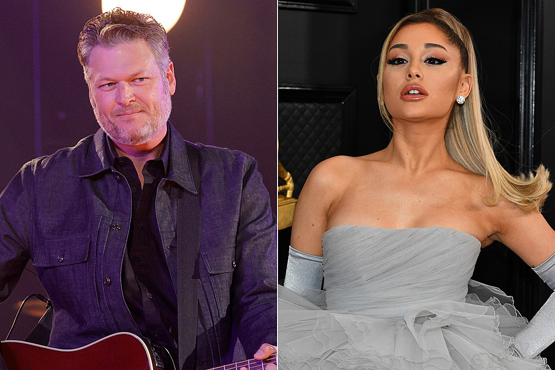 What Blake Shelton Told Ariana Grande After 'The Voice' Rumors