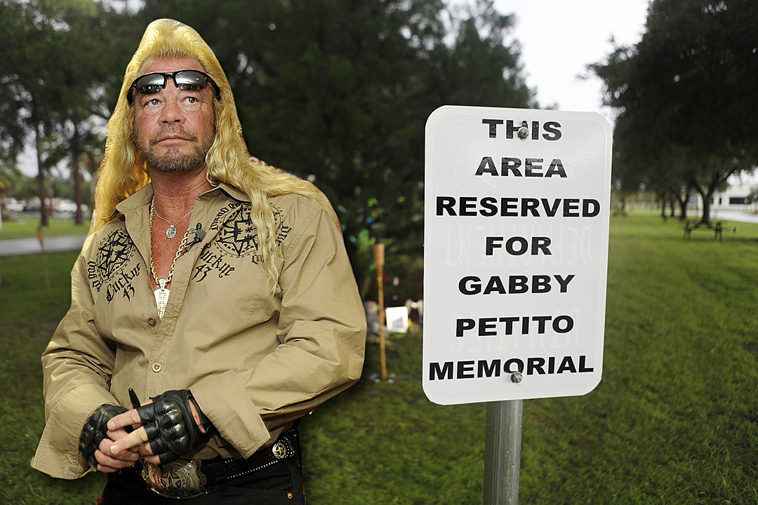 Dog the Bounty Hunter Joins the Hunt to Find Brian Laundrie