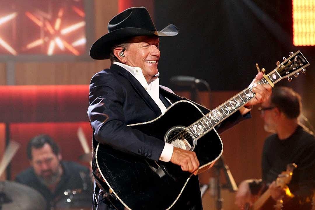 George Strait Sets Live Concert Date in Evansville, Ind.