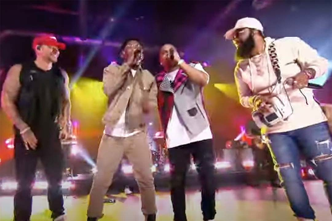 Nelly + Friends Light Up 'CMT Crossroads' With 'Country Grammar'