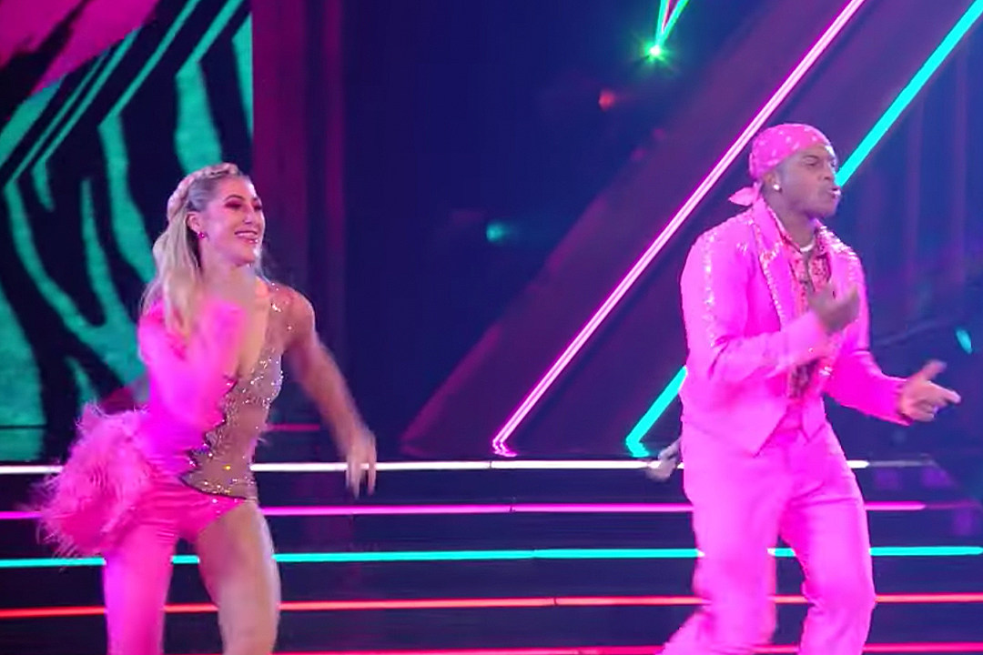 WATCH: Jimmie Allen Shows He's a Britney Spears Fan on 'DWTS'