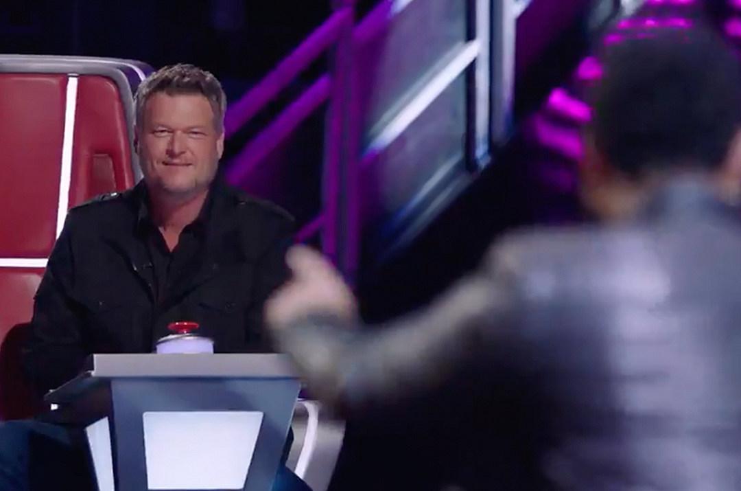 'The Voice': Blake Shelton Picks Pop Singer Manny Keith