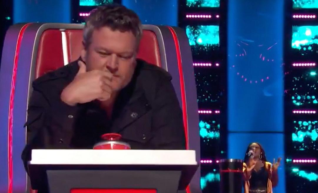 Blake, Ariana Go Head-to-Head Over The Voice Contestant Libianca