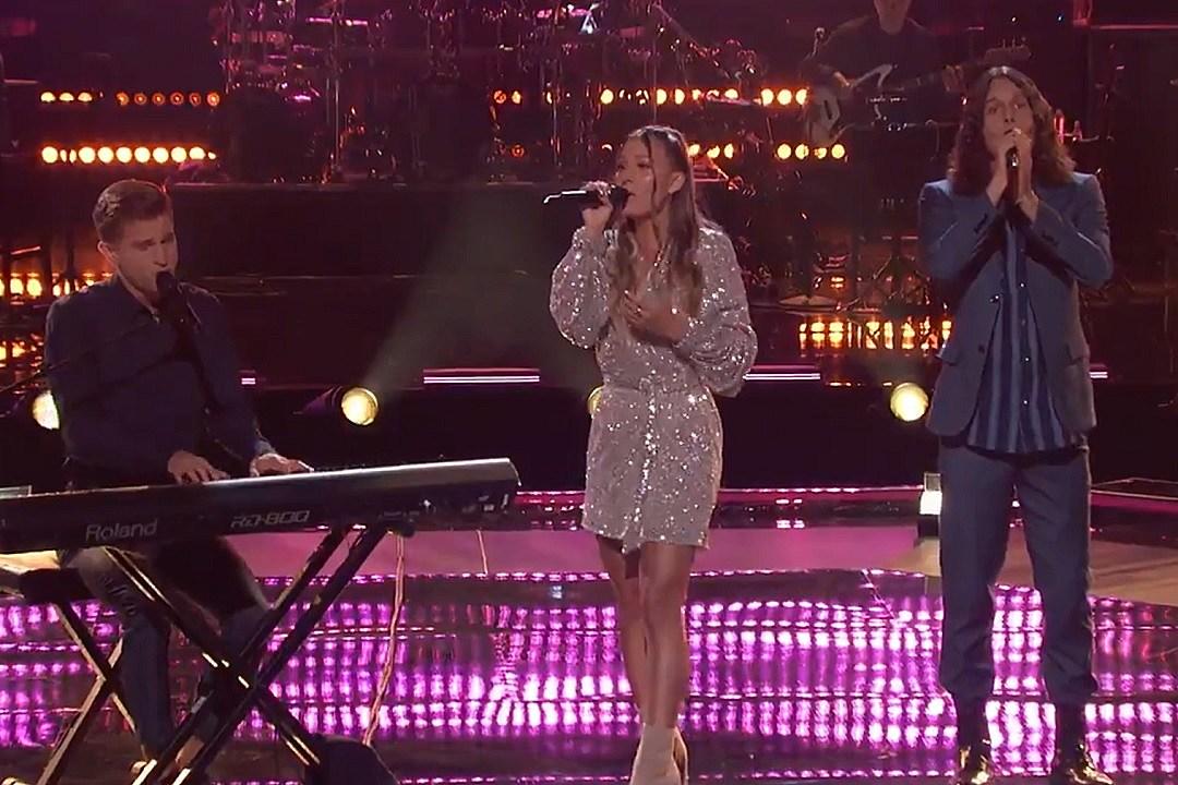 'The Voice': Sibling Trio Girl Named Tom Sing 'Wichita Lineman'