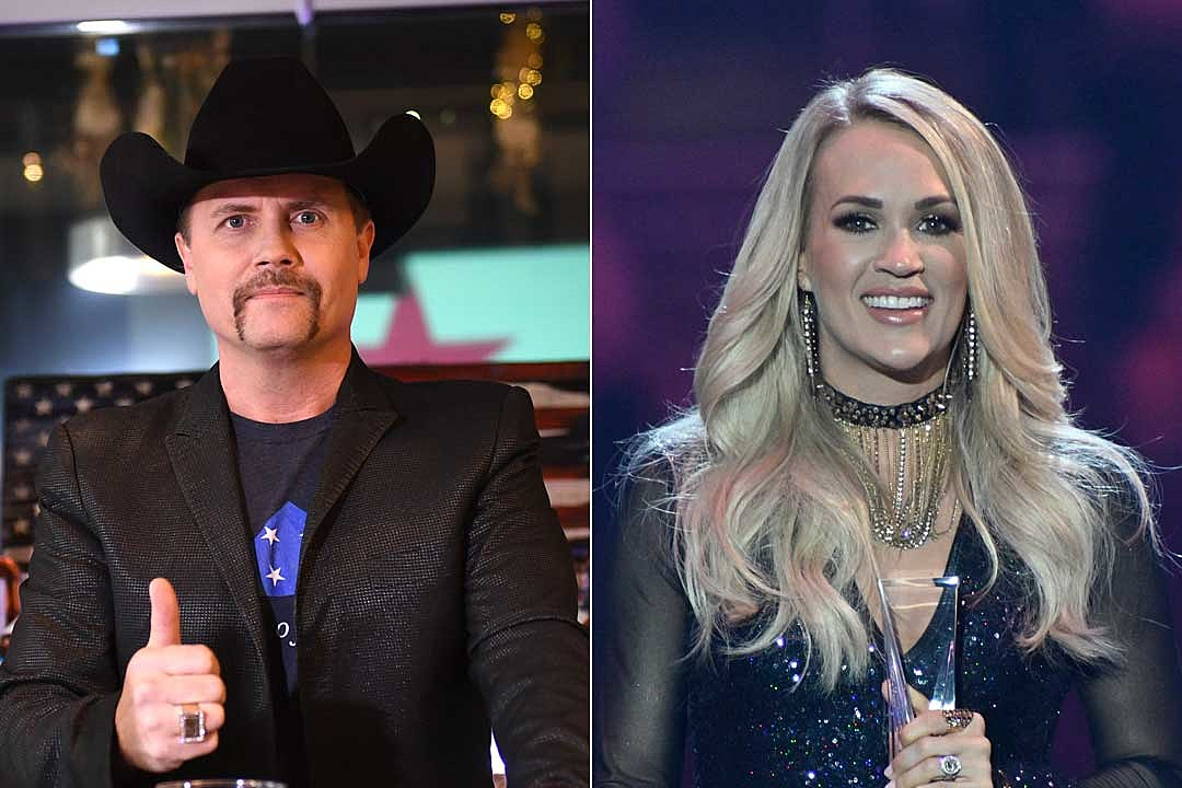 John Rich Explains Why He Defended Carrie Underwood's Controversy