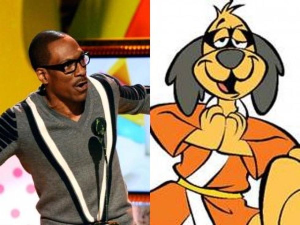 Eddie Murphy To Voice 70s Cartoon Character Hong Kong Phooey In