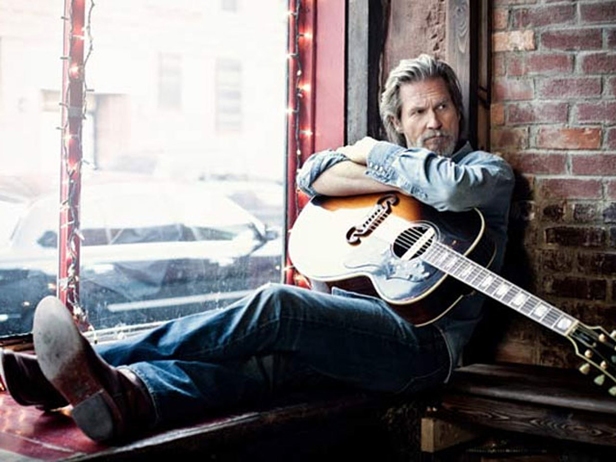 Jeff Bridges Returns To Music With New Self Titled Album Video Tsm Interactive