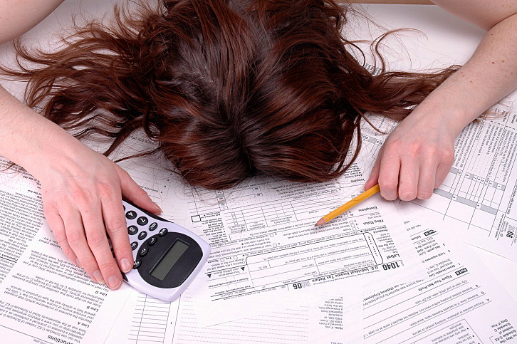 10 Signs That You Have Improperly Filed Your Taxes