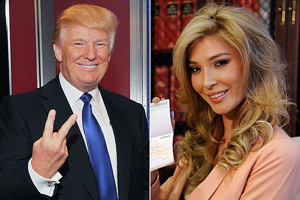 Donald Trump Gives The Go-Ahead For Transgender Woman To -8857