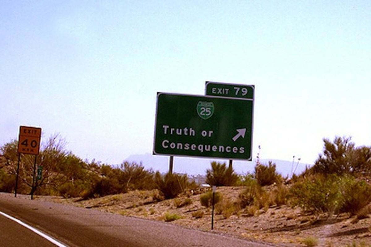 Truth or Consequences, New Mexico a Photo Essay - My Life
