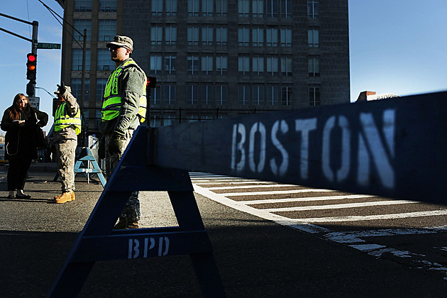 Listen to the Boston Police, Fire & EMS Scanner Here