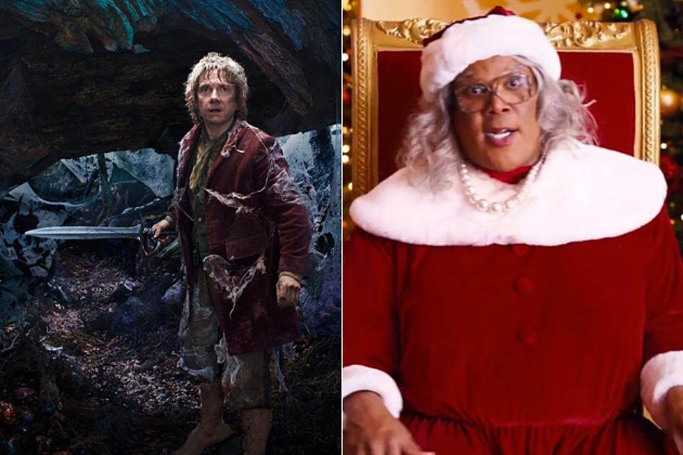 Madeas Christmas.New Movies The Hobbit The Desolation Of Smaug A Madea
