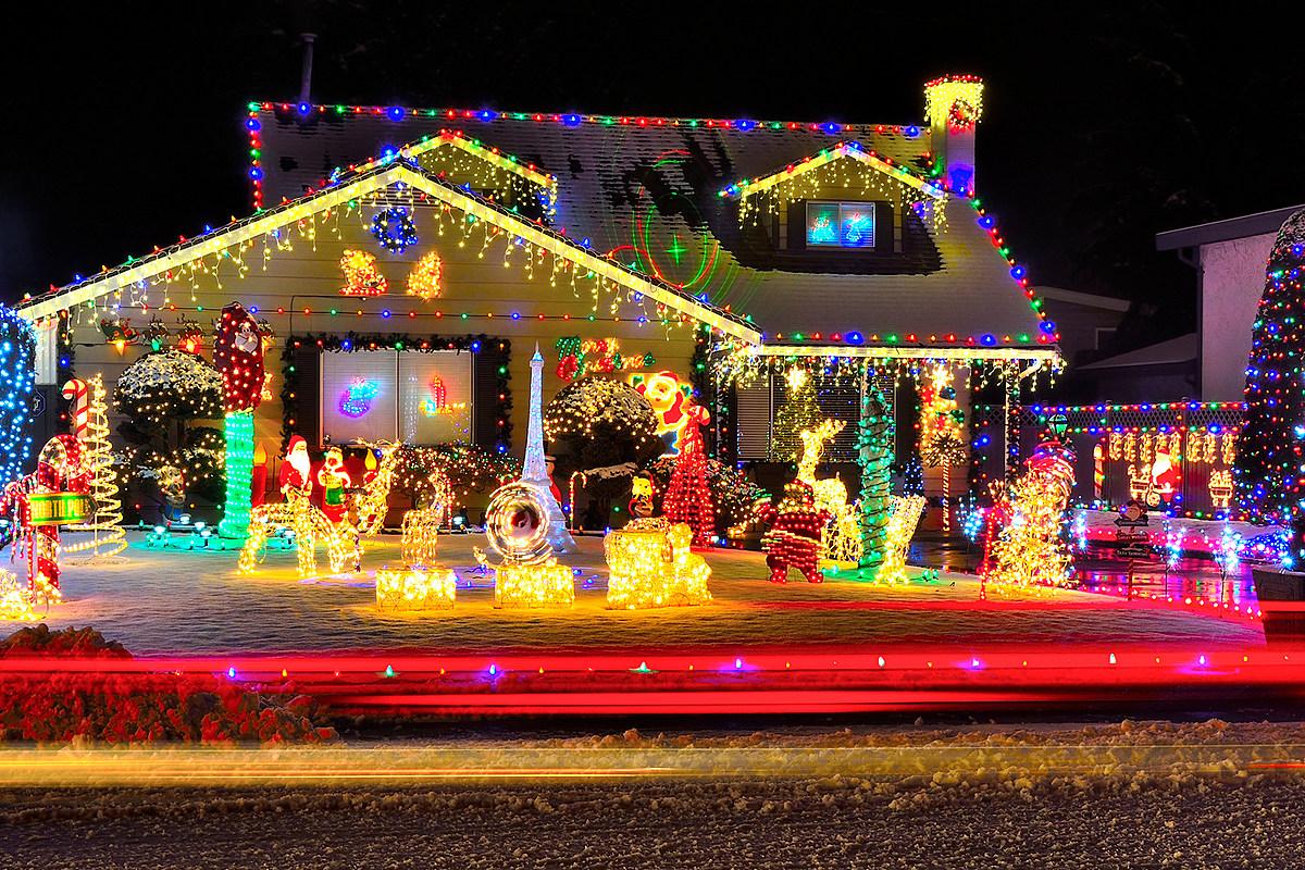 Christmas Light Display In Lincoln Nd 2021 Show Us Bismarck Mandan S Holiday Displays