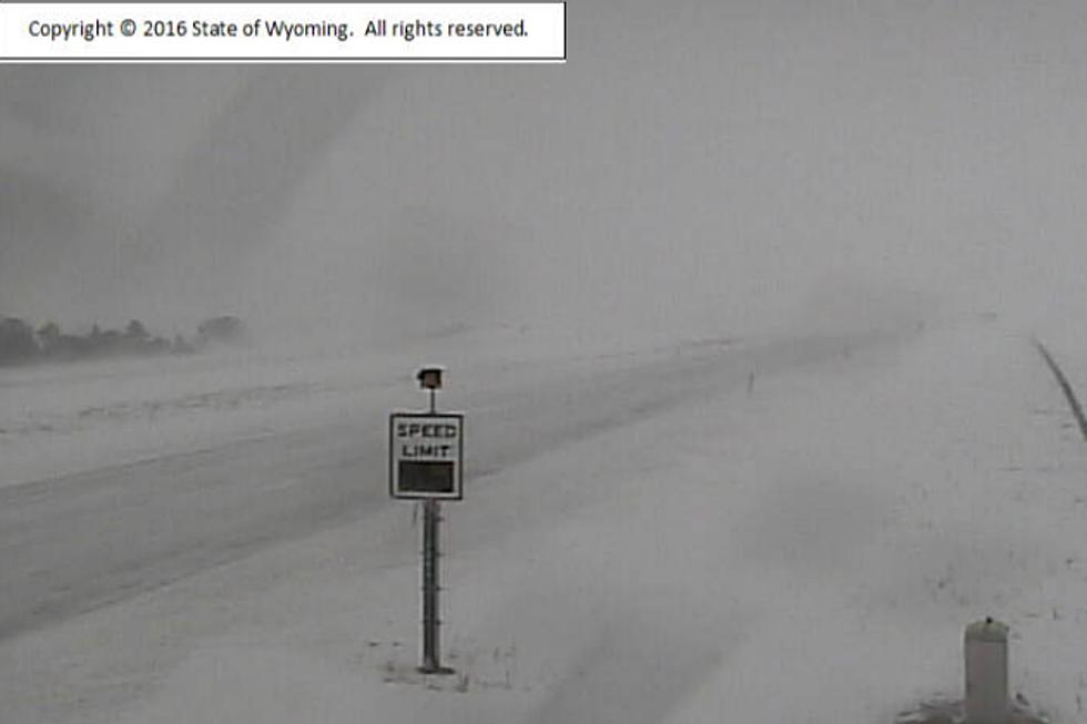 Roads Around Laramie Remain Closed