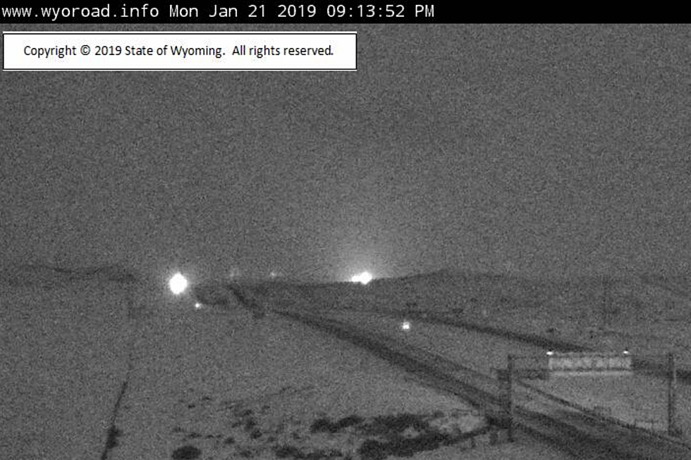 I-80 Closed Across Southern Wyoming