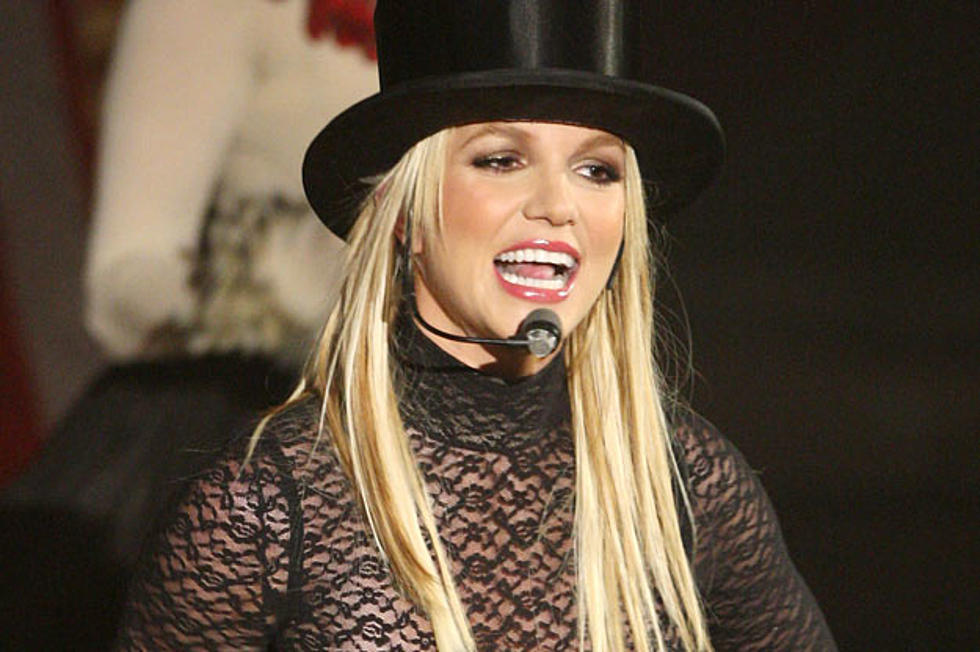 Britney Spears I Wanna Go Teaser Released
