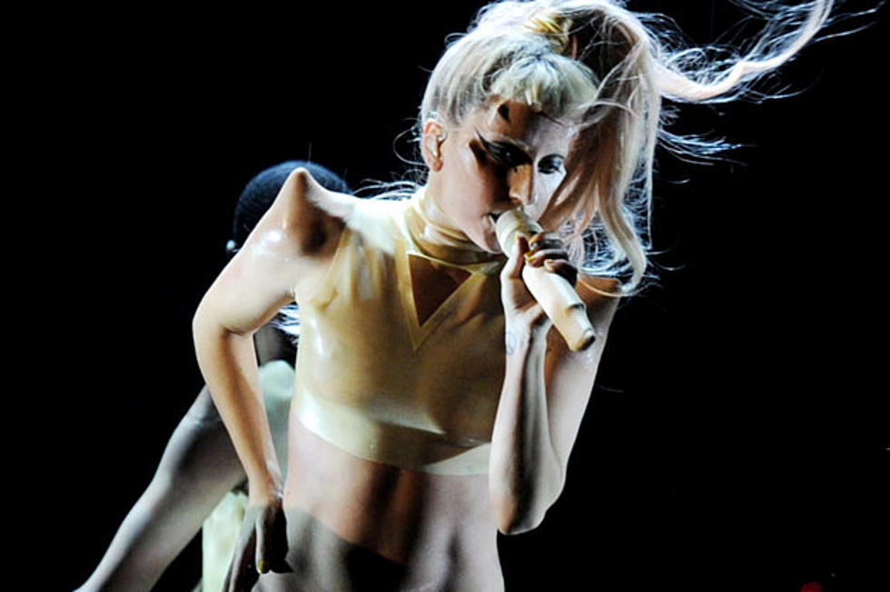 Lady Gaga Releases Country Version of 'Born This Way', Proceeds go
