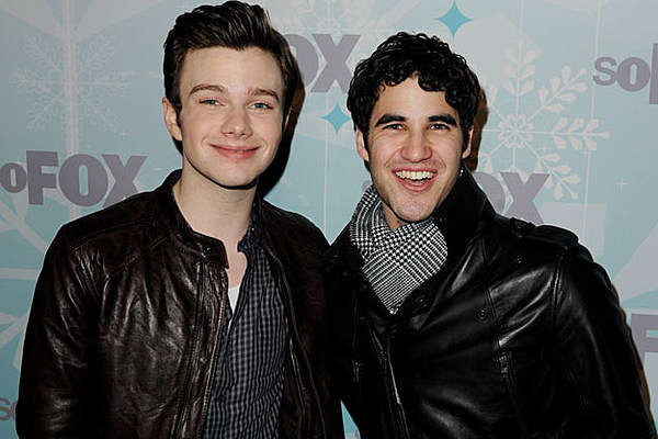 ChrisColferNews - Chris Colfer and Darren Criss on the