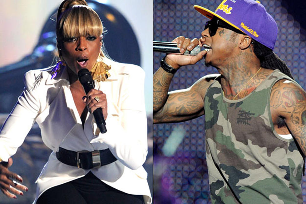 Mary J  Blige + Lil Wayne Rock 'Someone to Love Me (Naked