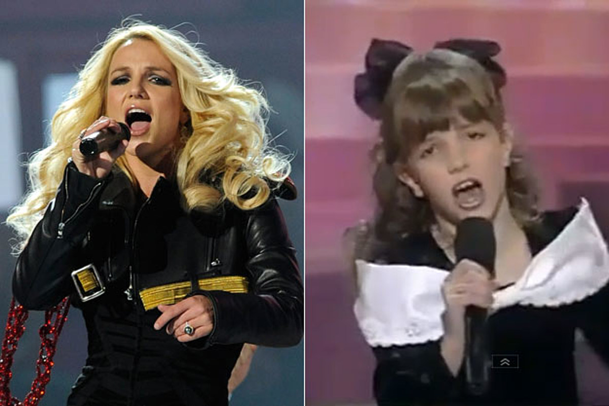 Watch Britney Spears Perform on 'Star Search' at Age 10