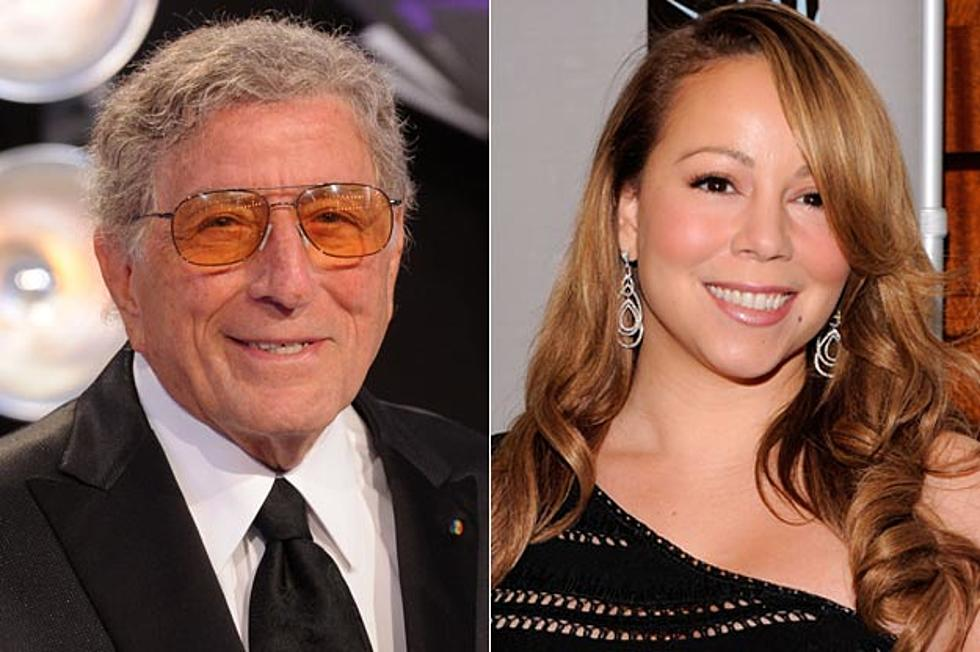 Listen to Mariah Carey + Tony Bennett Sing on 'When Do the Bells