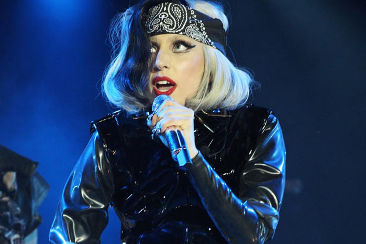 Best Cover Magazine - Lady Gaga Harpers Bazaar March 2014