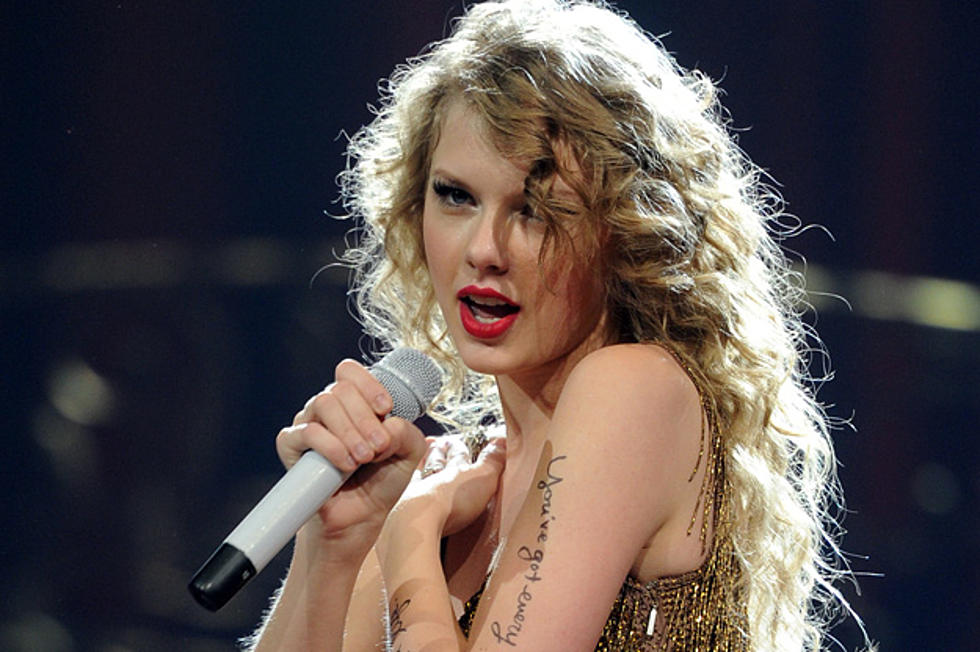 Taylor Swift Announces Speak Now World Tour Cd Dvd