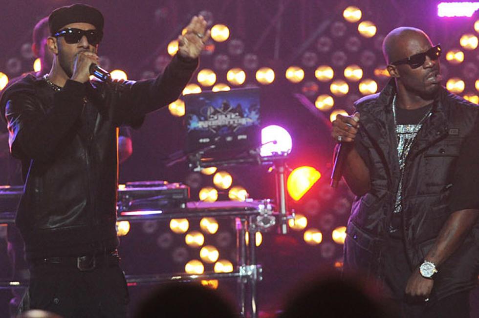 Ruff Ryders DMX and Swizz Beatz Reunite for Medley at the 2011 BET