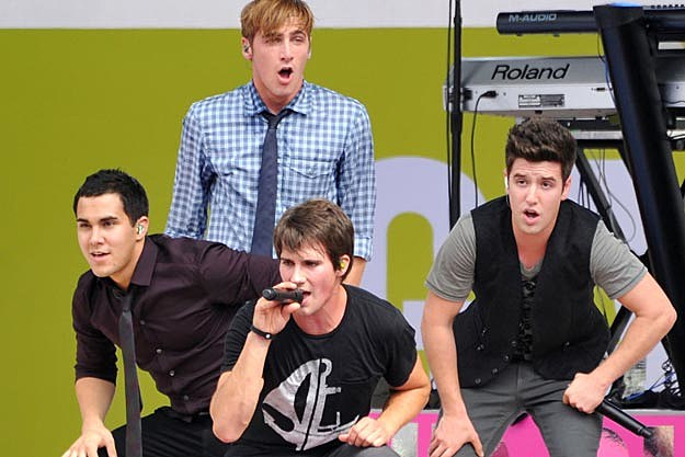 Big Time Rush Reveal Better With U Tour Dates