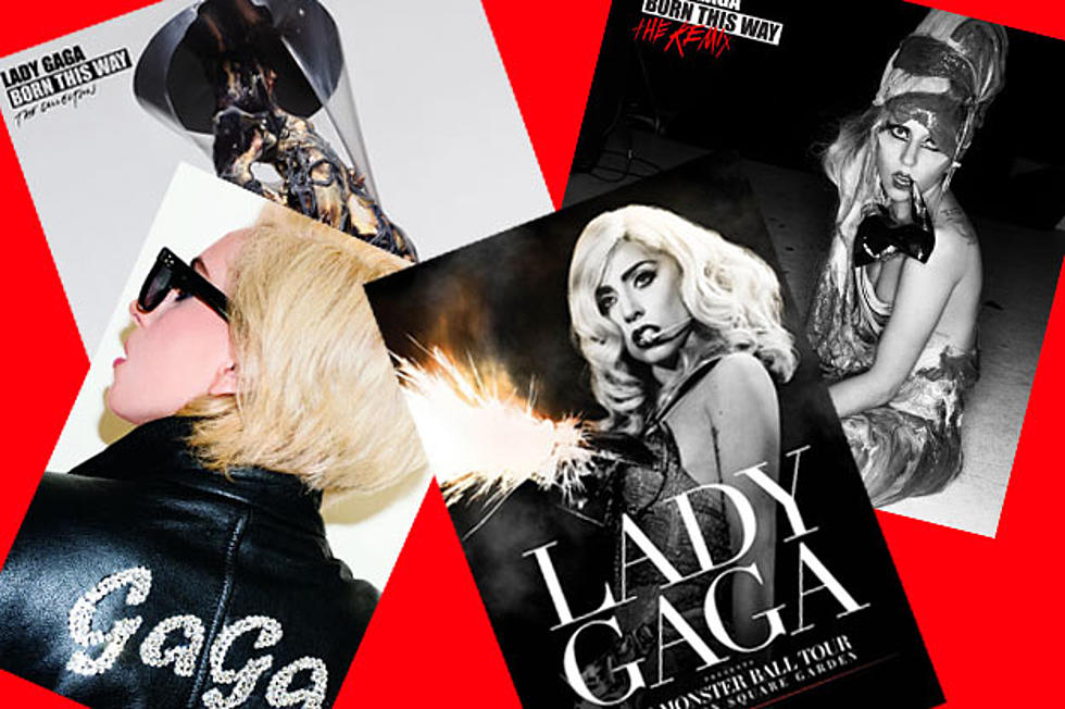 Win Lady Gaga 'Born This Way Collection' and Coffee Table Book