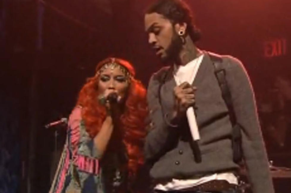 Gym Class Heroes + Neon Hitch Bring 'A– Back Home' to 'Jimmy Fallon'
