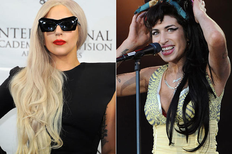 Amy Winehouse S Dad Wants Lady Gaga To Play Amy In Biopic