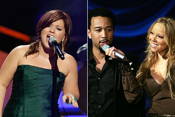 Kelly Clarkson vs. Mariah Carey + John Legend – Sound Off