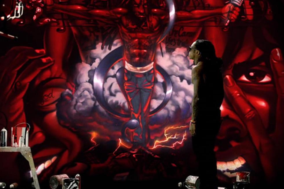 Mirror Bruno Mars.Lil Wayne Bruno Mars Reflect Red Black In Mirror Video