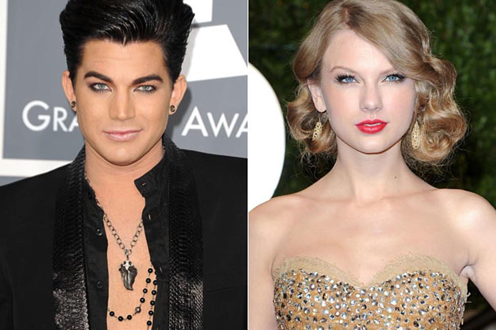 Adam Lambert Vs Taylor Swift Sound Off