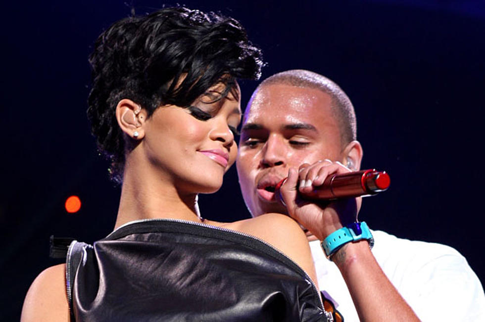 Marvelous Rihanna Chris Brown Will Collaborate On Her Birthday Cake Remix Funny Birthday Cards Online Fluifree Goldxyz