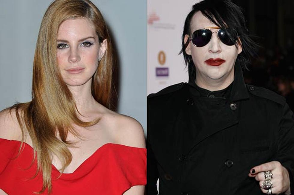 Lana Del Rey Dating Marilyn Manson