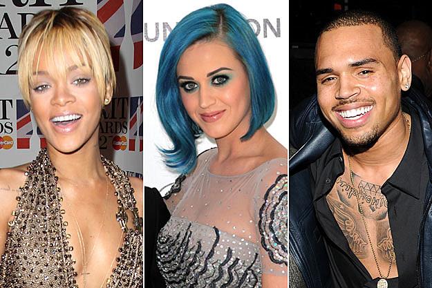 is Katy Perry dating Chris Brown enkele Cowgirls dating