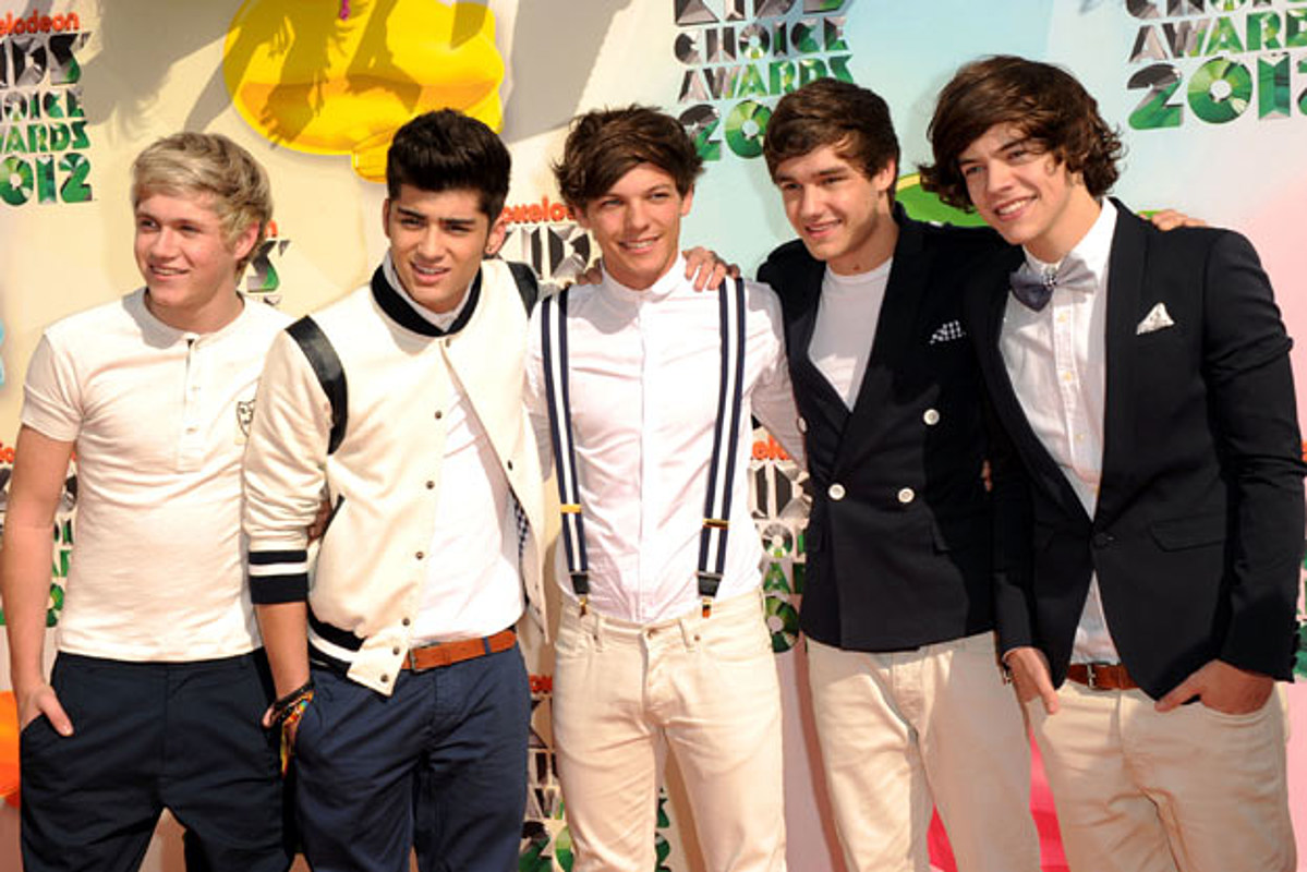 One Direction Trends On Twitter Following Reports Of Band