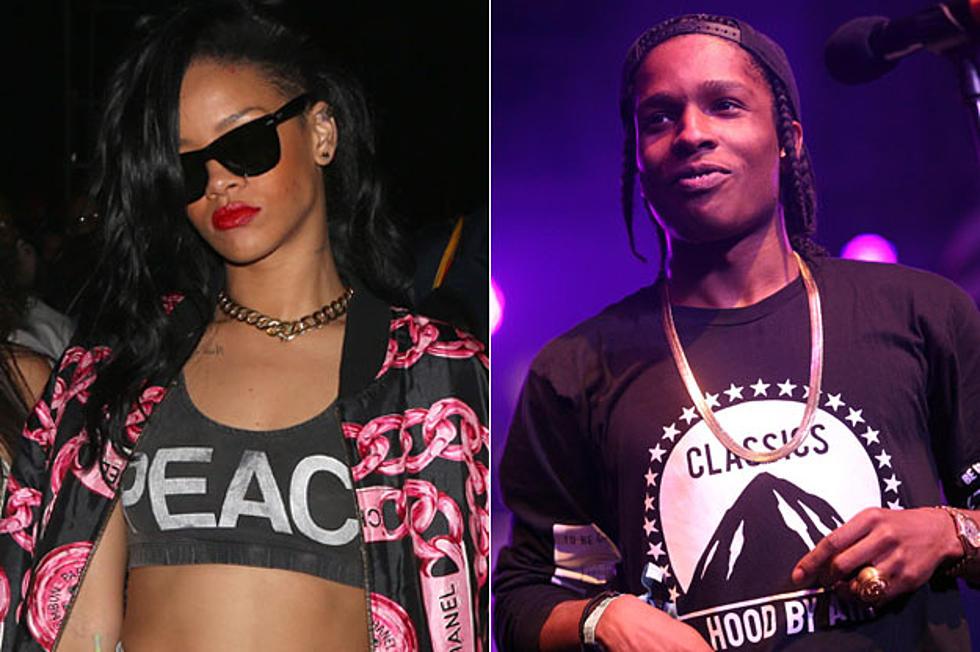 Ne ASAP Rocky Dating Rihanna
