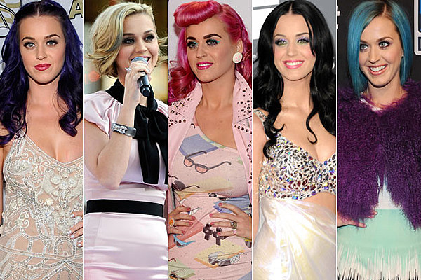 Katy Perry S Best Hair Color Readers Poll