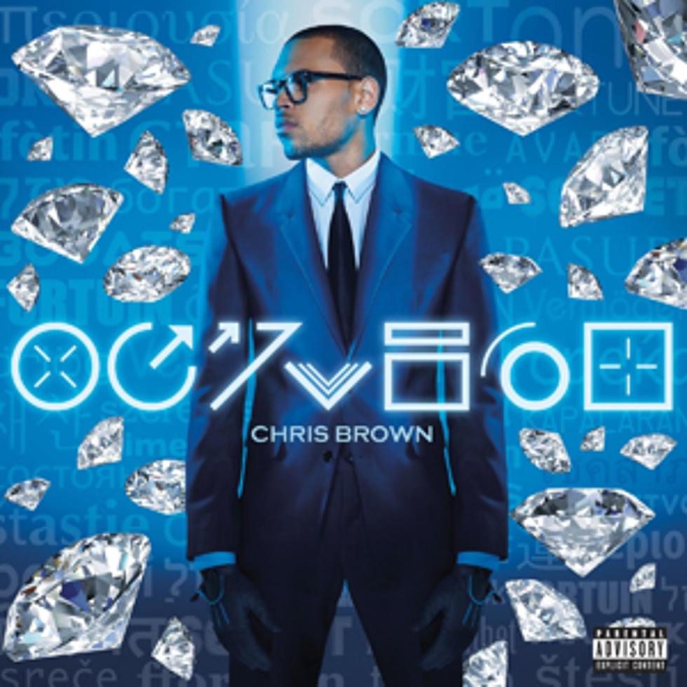 Chris Brown Unveils 'Fortune' Deluxe Edition Album Cover