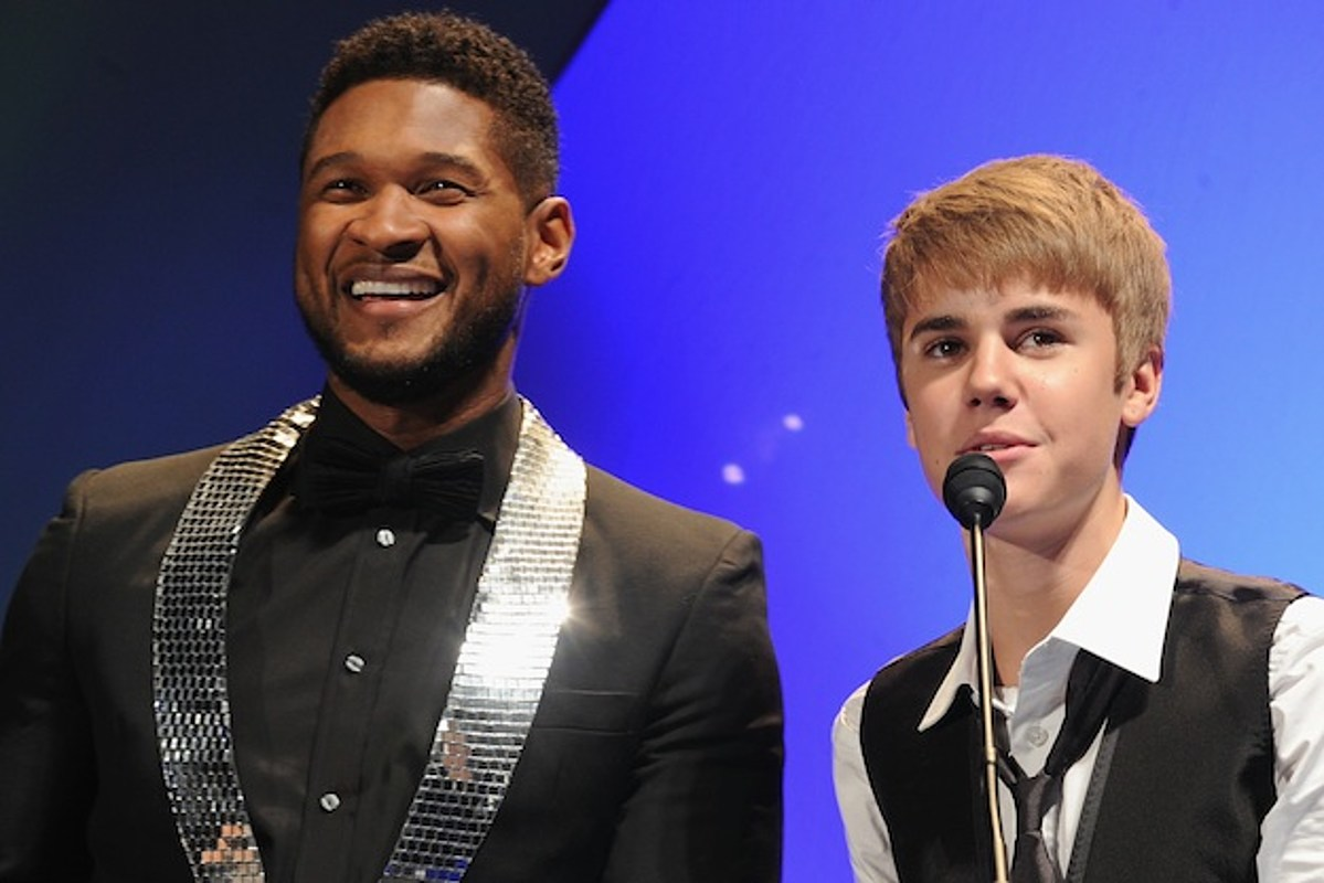 Usher Has Something to Say About Justin Biebers Penis