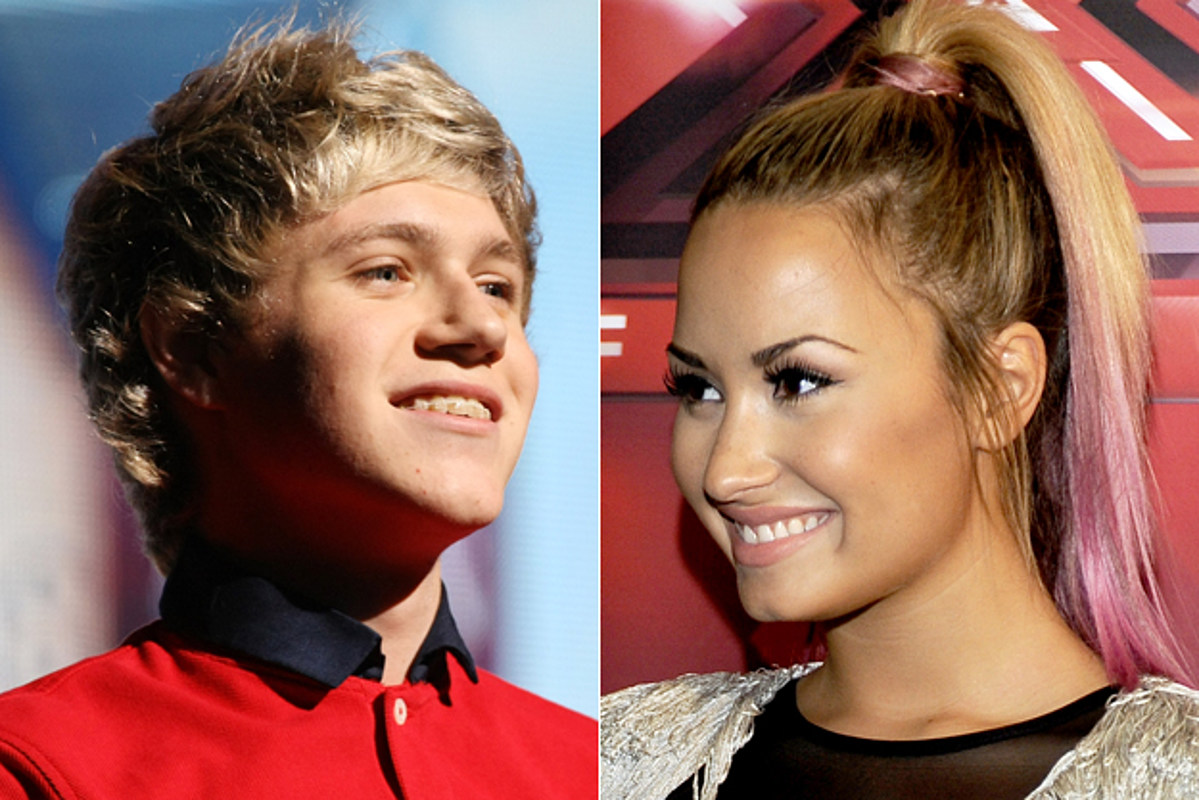 Are niall horan and demi lovato dating 2012