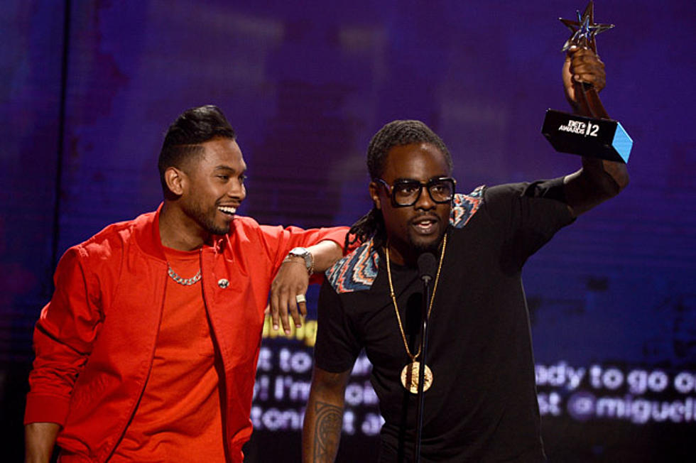 wale on bet awards