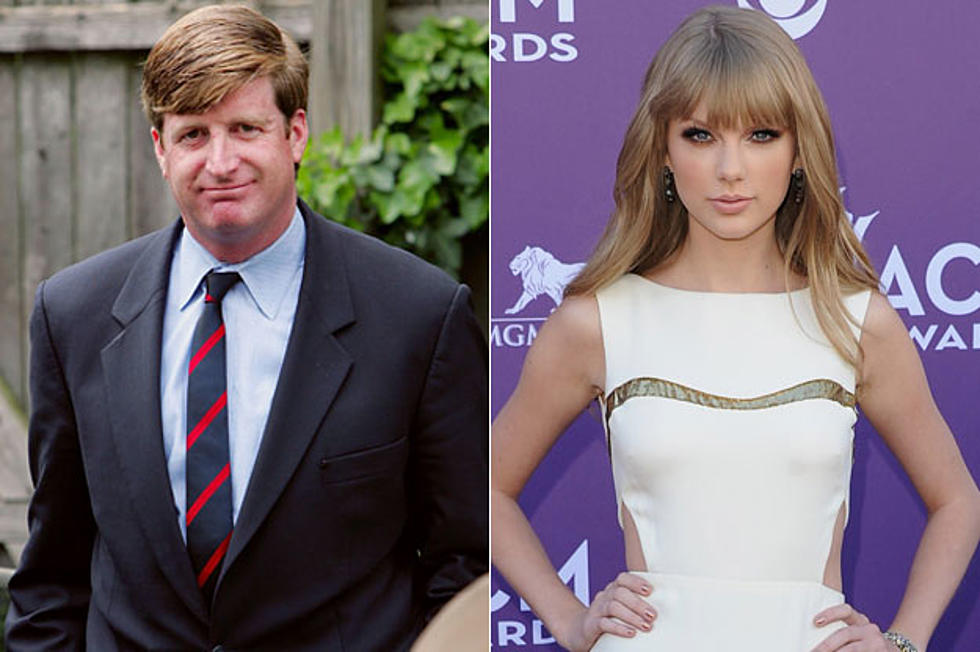Representative Patrick Kennedy Taylor Swift Is Already A Part Of The Family