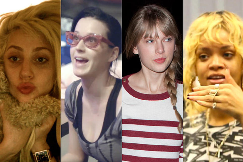 Celebrities Without Makeup Part Ii Picture Perfect