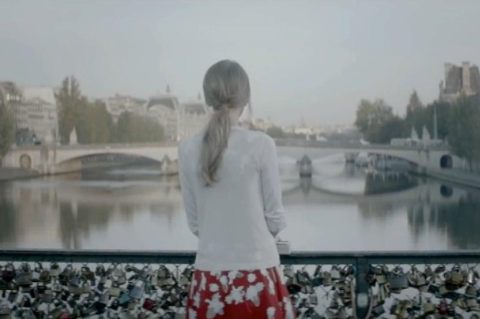 Taylor Swift Calls Begin Again Video A Love Letter To Paris