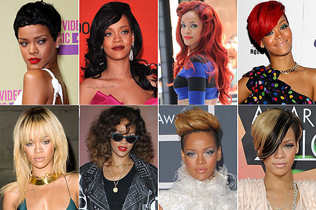 Favorite Rihanna Hairdo – Readers Poll