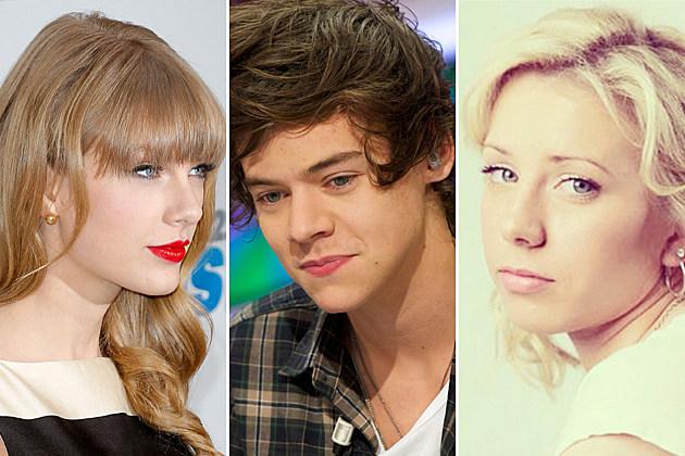 Taylor Swift og Harry stiler er de dating